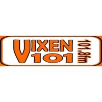 Logo of radio station Vixen 101