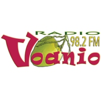 Logo of radio station Radio Voanio