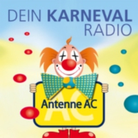 Logo of radio station Antenne AC - Karnevals Radio