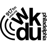 Logo of radio station WKDU