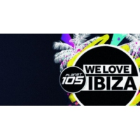 Logo de la radio Planet 105 - We Love Ibiza Lounge