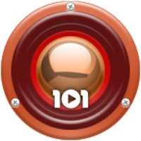 Logo of radio station 101.ru - Sex