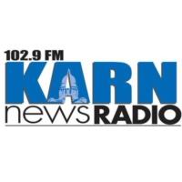 Logo de la radio Newsradio 102.9 KARN