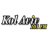 Logo of radio station Kol Aviv 101 FM