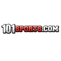 Logo of radio station WXOS  ESPN 101.1