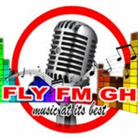 Logo of radio station fly fm gh