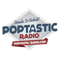 Logo of radio station Poptastic radio