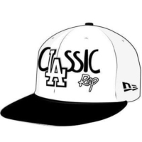 Logo of radio station Classic Rap