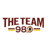Logo of radio station WTEM The Team 980 & 95.9