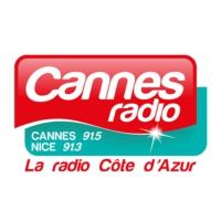Logo de la radio Cannes Radio