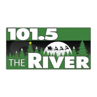 Logo of radio station WRVF 101.5 The River