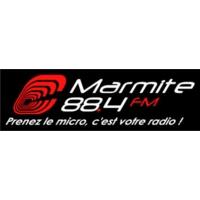 Logo de la radio Marmite FM 88.4