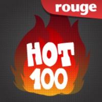 Logo de la radio Rouge FM Hot 100