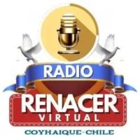 Logo of radio station radio renacer virtual