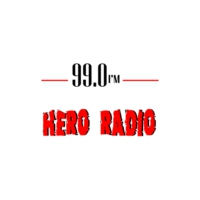 Logo of radio station Hero Radio