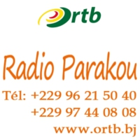 Logo of radio station Radio Parakou