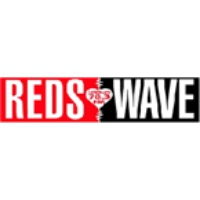 Logo of radio station Reds Wave 78.3