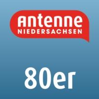 Logo of radio station Antenne Niedersachsen 80er