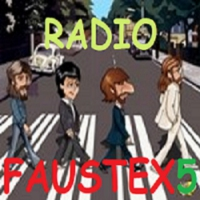 Logo of radio station RADIO FAUSTEX 5