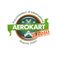 Logo of radio station AEROKART RADIO
