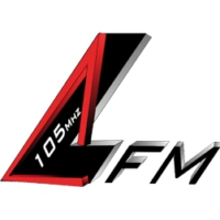 Logo of radio station L-FM 105