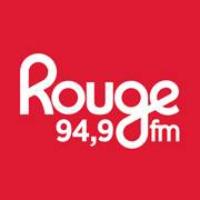 Logo of radio station CIMF Rouge 94.9