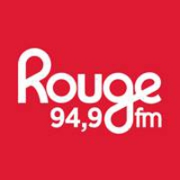 Logo of radio station CIMF Rouge 94.9