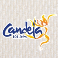 Logo of radio station Candela Estéreo 101.9 FM
