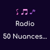 Logo of radio station 50 nuances...