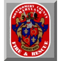 Logo of radio station Montgomery County Fire & Rescue Service