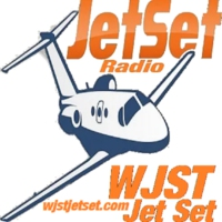 Logo of radio station WJST Jet Set