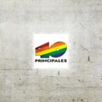 Logo of radio station Los 40 Principales (Argentina)