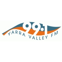 Logo of radio station Yarra Valley FM 99.1