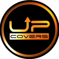 Logo of radio station UP Covers