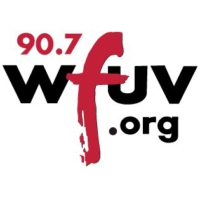 Logo of radio station WFUV-FM Fordham University - [90.7]