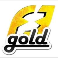 Logo of radio station Gold Fréquence 3