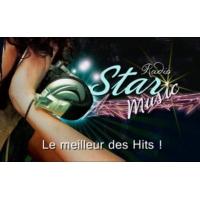 Logo of radio station starmusic