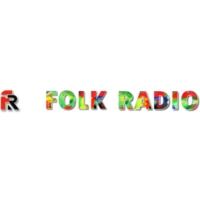 Logo of radio station Folk Radio