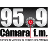 Logo of radio station Camara 95.9 FM