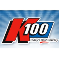 Logo of radio station WKKO K100