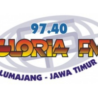 Logo of radio station Gloria