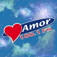 Logo of radio station Amor Fm Merida