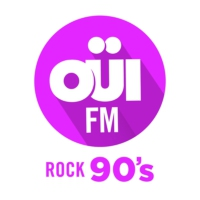 Logo of radio station OUI FM Rock 90's