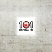 Logo of radio station Capital FM 101