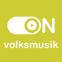 "Logo of radio station ""ON Volksmusik"""