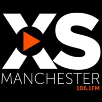 Logo of radio station XS Manchester