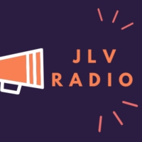Logo of radio station JLV