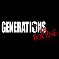 Logo of radio station Générations radio 100% la Fouine