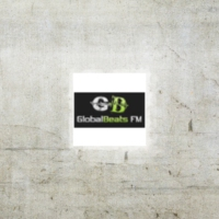 Logo of radio station GlobalBeats FM - Blue Channel