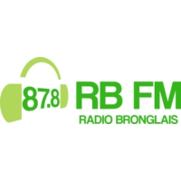 Logo of radio station 87.8 RB FM